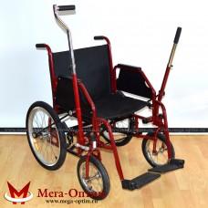 Кресло-каляска с рычажным приводом V 11
