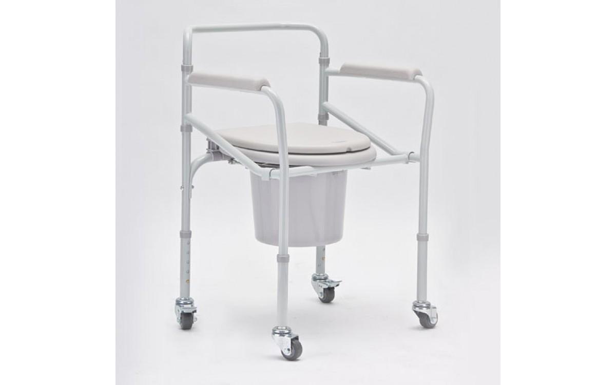 Кресло-стулья с санитарным оснащением