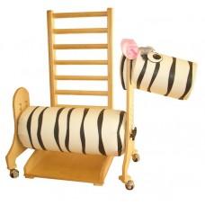 Опора для сидения и стояния  Зебра