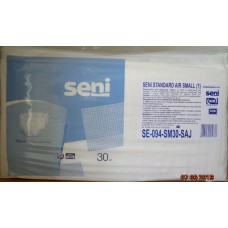 Подгузники Seni Standard Air Small 1 (30 шт) (объем талии 50-80 см)