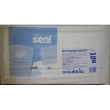 Подгузники Seni Standard Air Medium 2 (30 шт) №2 (объем талии 70-110 см)