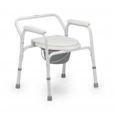 Кресло-туалет FS810 с санитарным оснащением